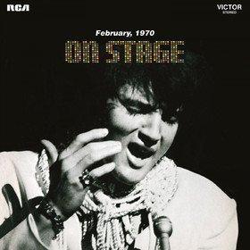 On Stage Elvis Presley