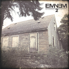 The Marshall Mathers LP 2 Eminem