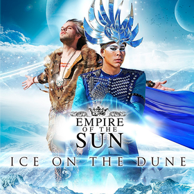 Ice On The Dune Empire Of The Sun