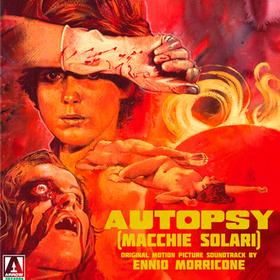 Autopsy (Limited Edition) Ennio Morricone