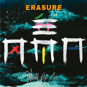 World Be Live Erasure