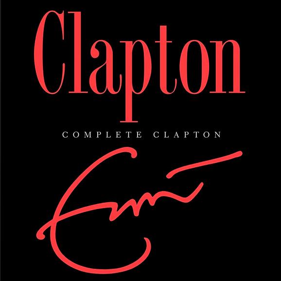 Complete Clapton (Box Set)