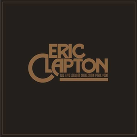 The Live Album Collection (Box Set) Eric Clapton