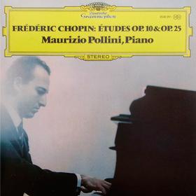 24 Etudes Op.10 & Op. 25, Maurizio Pollini F. Chopin