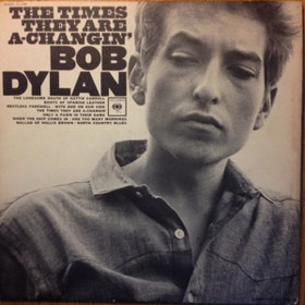 Times They Are A-changin' Bob Dylan