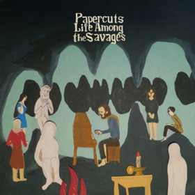 Life Among The Savages Papercuts