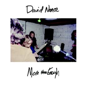More Than Enough David Nance