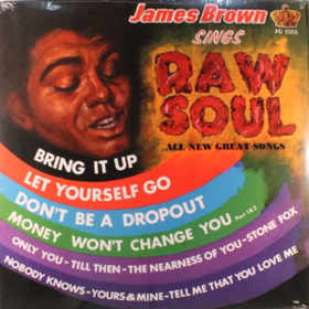 Raw Soul James Brown