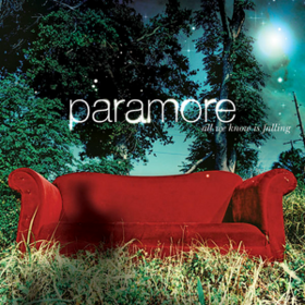 All We Know Is Falling Paramore
