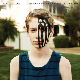 American Beauty/American Psycho (Coloured) Fall Out Boy