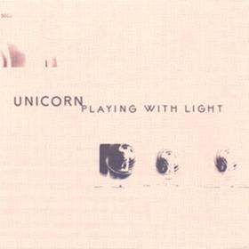 Playing With Light Unicorn
