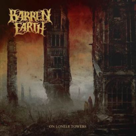 On Lonely Towers Barren Earth