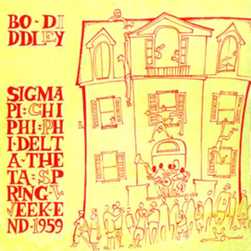 Spring Weekend 1959 Bo Diddley