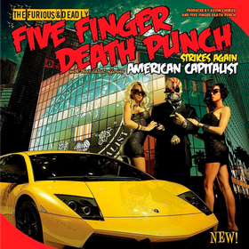 American Capitalist Five Finger Death Punch