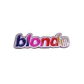Frank Ocean Blonde Vinyla Pins