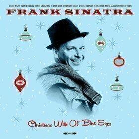Christmas With Ol' Blue Eyes Frank Sinatra