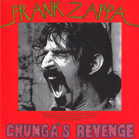 Chunga's Revenge Frank Zappa