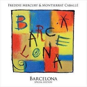 Barcelona (Special Edition) Freddie Mercury