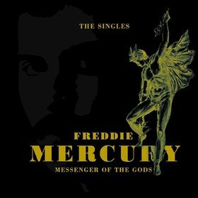 Messenger Of The Gods (The Singles) Freddie Mercury
