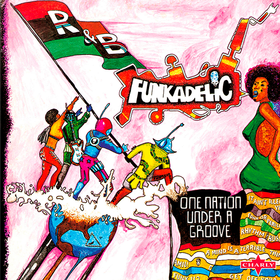 One Nation Under A Groove Funkadelic
