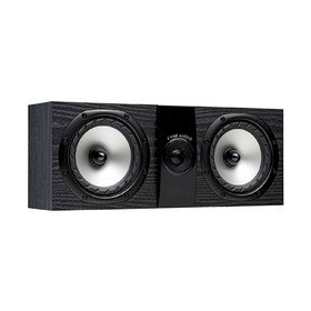 F300LCR Black Ash Fyne Audio