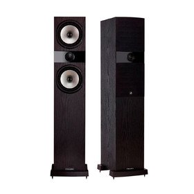 F303 Black Ash Fyne Audio