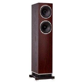 F501 Dark Oak Fyne Audio