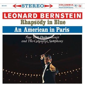 Rhapsody In Blue / An American In Paris G. Gershwin