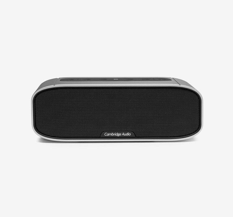 G2 Mini Portable Bluetooth Speaker Titanium