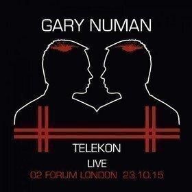 Telekon Live 02 Forum London 23.10.15 Gary Numan