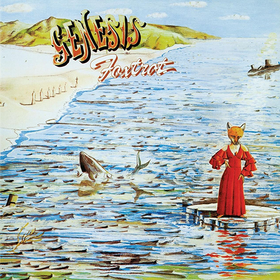 Foxtrot (Limited Edition) Genesis