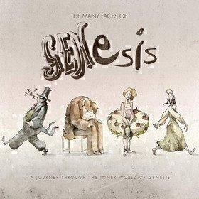 Many Faces Of Genesis Genesis