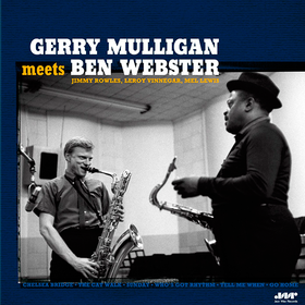 Meets Ben Webster Gerry Mulligan