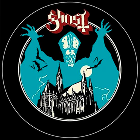 Opus Enonymous (Picture Disc) Ghost