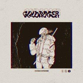 Diskman Antishock II Goldroger