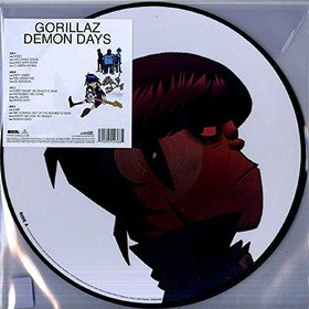 Demon Days (Picture Disc) Gorillaz