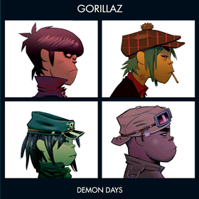 Demon Days Gorillaz