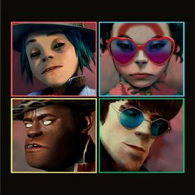 Humanz (Deluxe Edition) Gorillaz