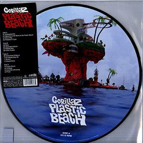 Plastic Beach (Picture Disc) Gorillaz