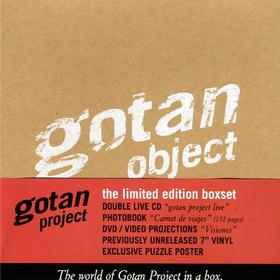 Gotan Object (Box Set, Limited Edition) Gotan Project