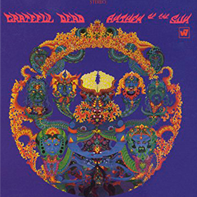 Anthem Of The Sun Grateful Dead