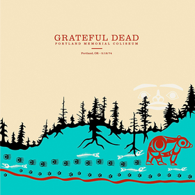 Portland Memorial Coliseum/ Portland, or 5/19/74 (Box Set) Grateful Dead