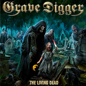 The Living Dead Grave Digger
