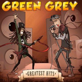 Greatest Hits Green Grey