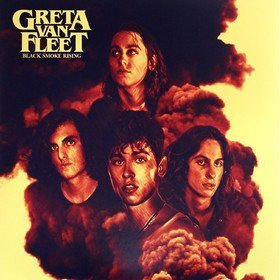Black Smoke Rising Greta Van Fleet