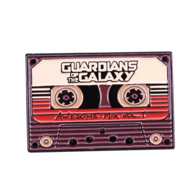 Guardians of The Galaxy Vinyla Pins