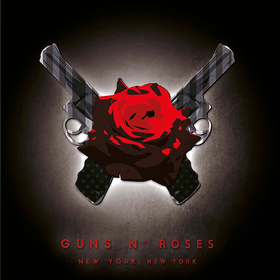 New York, New York (Limited Deluxe Edition)  Guns N' Roses