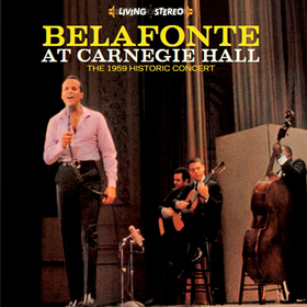 Belafonte At Carnegie Hall (Box Set) Harry Belafonte