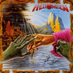 Keeper Of The Seven Keys Part II Helloween