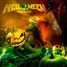 Straight out of Hell (Remastered 2020) Helloween